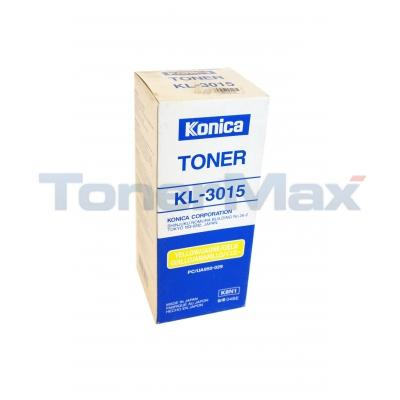 KONICA KL3015 TONER YELLOW
